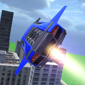Flying Extreme Car 3D 1.2