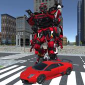 X Ray Futuristic Robot 2.0