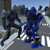X Ray Robot Battle 1.1
