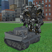 Tank Robot Battle 1.2