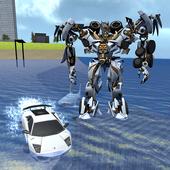 X Robot Car : Shark Water 1.4.1