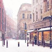 Snow City Live Wallpaper 1.0