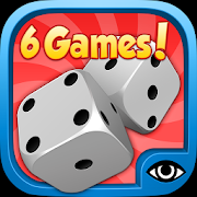 Dice World - 6 Fun Dice Games 9.04