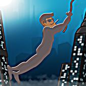 Spider Man Flying 1.2