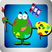 Coloring book game for kids 0.0.1