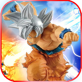 Ultimate Saiyan Tenkaichi Warriors Transform SSJ4 1.72