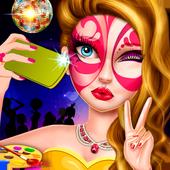 Face Paint Selfie! Party Girl
