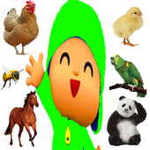 Animal sounds for kids 2.1.4