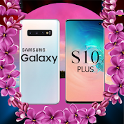 Themes For S10 Plus Launcher Galaxy S10 Plus 1 0 5 Apk Download Android Personalization Apps