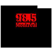 Radio 98.5 FM 98.5 FM Montréal Radio Montréal Apps 1.0
