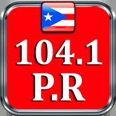 104.1 Radio Station Radio Puerto Rico 104.1 FM 1.0
