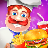 Burger Boss - Fast Food Cooking & Serving Game 1.0.2