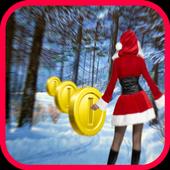 Santa Claus Christmas Run Game 1.0