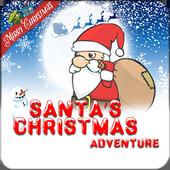 Santa Christmas Adventure Time 1.0