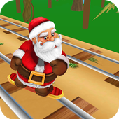 Santa Claus Jetpack Subway 2.9