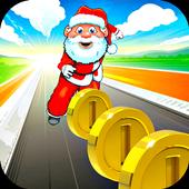 Santa Christmas Subway Run! 1.0