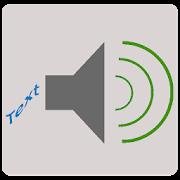 Text To Speak 1.1