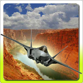 AirPlane JetFighter Canyon 1.0.8
