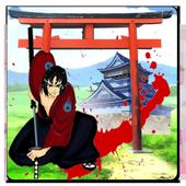 com.sayagames.samuraininjafighter icon