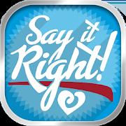SayitRight 1.0