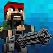 Pixel Fury: Multiplayer in 3DBlue Arrow GamesAction