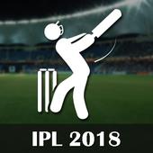 IPL 2018 Schedule : IPL 11 1.0