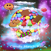 Candy Match Race 1