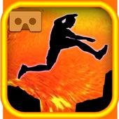 VR Lava Jumping for Cardboard 1.3