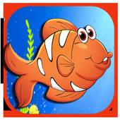 Scooby Bob Fish 1.00