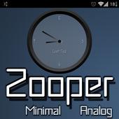 Minimal Analog - Zooper Pro 1.4