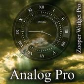 Analog Pro - Zooper Widget Pro 2.00