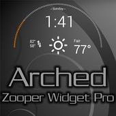 Arched - Zooper Widget Pro 1.00