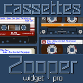 Cassette Tapes - Zooper Pro 4.1