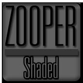 Shaded - Zooper Widget Pro 4.1
