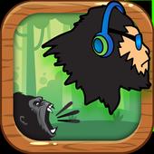 Scream Go Gorilla