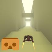 VR Racer The Sun 3D