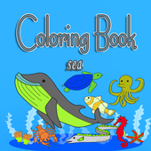 Coloring (sea friends) 1.40