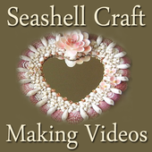 Seashell Craft Making Videos 1.1