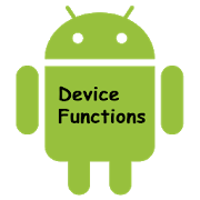 Device Functions 1.2