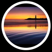 com.sebnation.CalmSunset icon