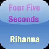 Rihanna Four Five Seconds Free 1.0