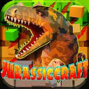 JurassicCraft: Free Block Build & Survival Craft 3.3.1