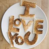 I love you food Live Wallpaper