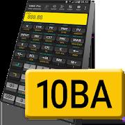 10BA Professional Financial Calculator 1.1g