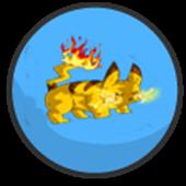 Pikachu Bird 3