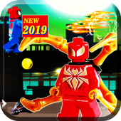 The Legos Heroes Spider Battle 7.0.20