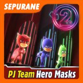 The Pj TeamHero Masks 2 10.27