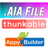 AIA King (Thunkable & Appybuilder AIA File) 1.1