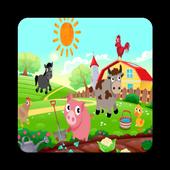 Farm Animals For Baby 3