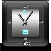 Crystal Clock Lock Theme 1.1